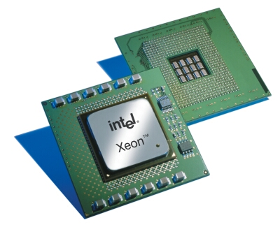 Intel Xeon (Foster) processoren
