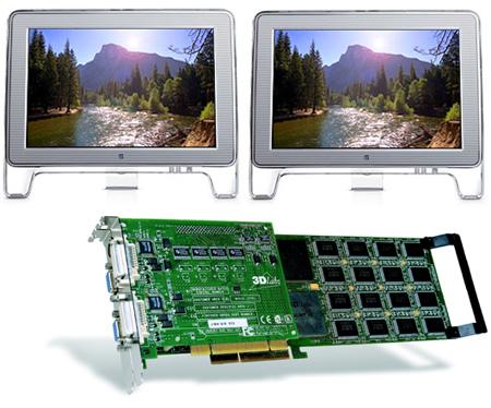3Dlabs GVX 420 en duo 22