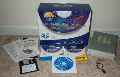 Acer CRW2010A