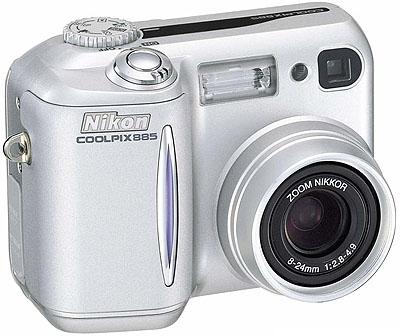 Nikon Coolpix 885
