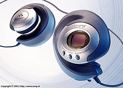 Sony NW-E8P