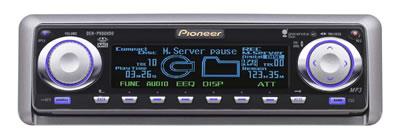 Pioneer DEH-P900HDD autoradio