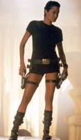 Angelina Jolie als Tomb Raider