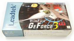 Leadtek WinFast GeForce3 TD doos