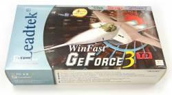 Leadtek WinFast GeForce3 TD doos