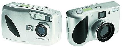 HP Photosmart 318 en 715