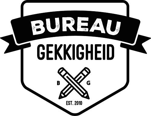 Bureau Gekkigheid logo