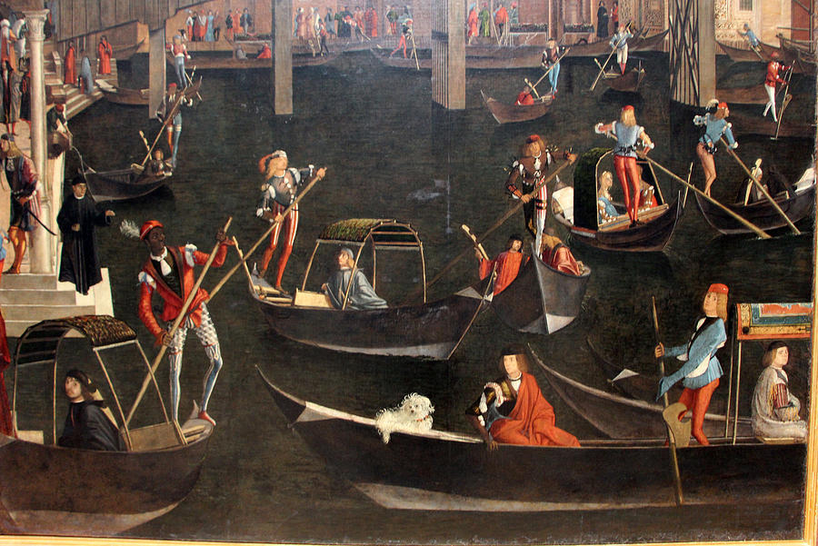 Vrij man, 1496