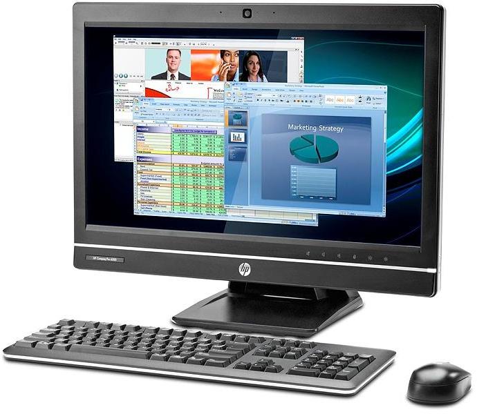 HP Compaq Pro 6300 AllinOne PC C2Z45ET Intel Core i5