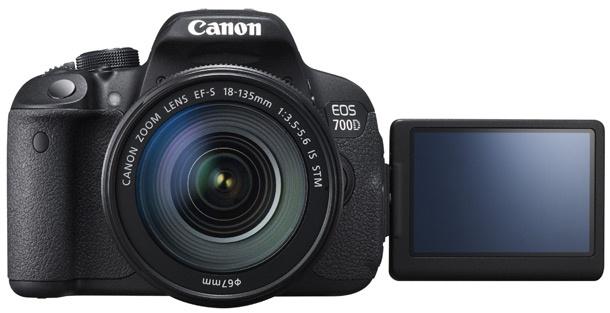 Canon EOS 700D 610px