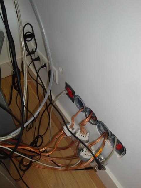 grond doos electra
