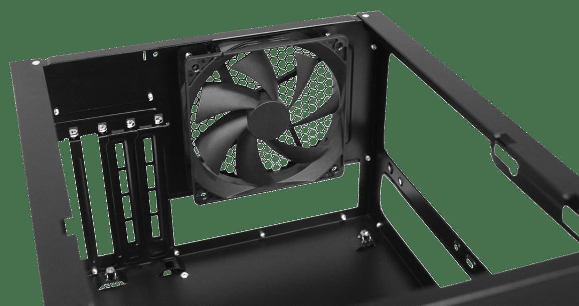 Antec introduceert micro atx behuizing isk600m computer nieuws
