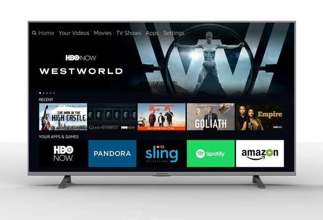 Westinghouse Amazon Fire TV
