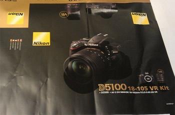 Nikon D5100 drukpwerk