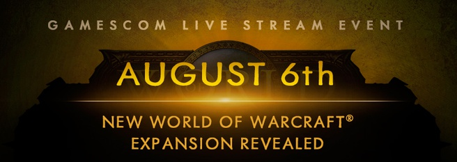 Blizzard WoW Gamescom 2015