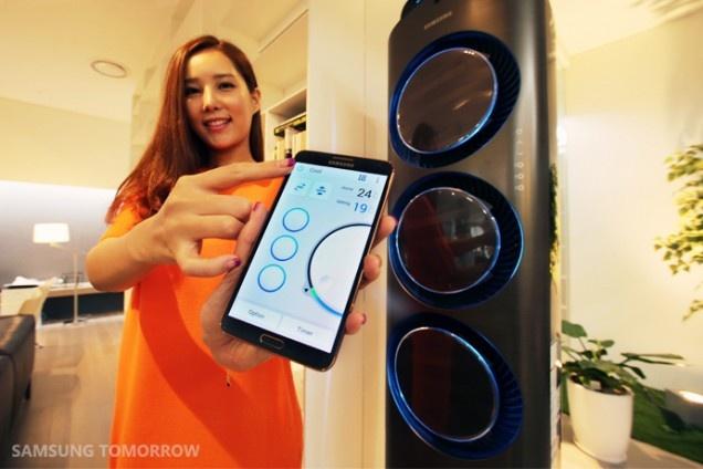 Smart Home van Samsung