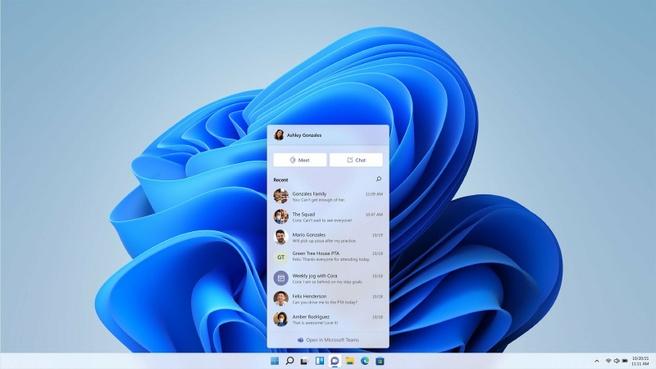 Windows Chat
