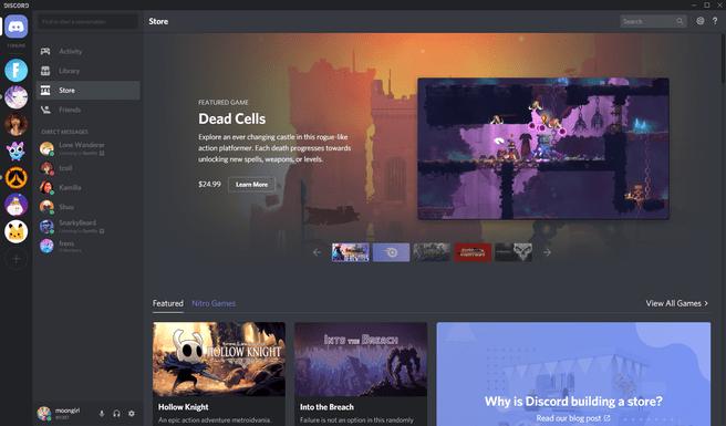 discord store screenshot