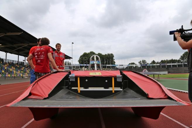 Solar Team Twente 21 Connect