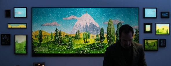 Microsoft concept tv 4k 120inch cinema verhouding