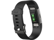 Fitbit Charge 2 Black/Silver (S)