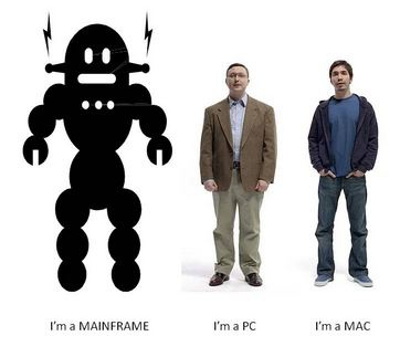 Nasa I am a mainframe mac pc