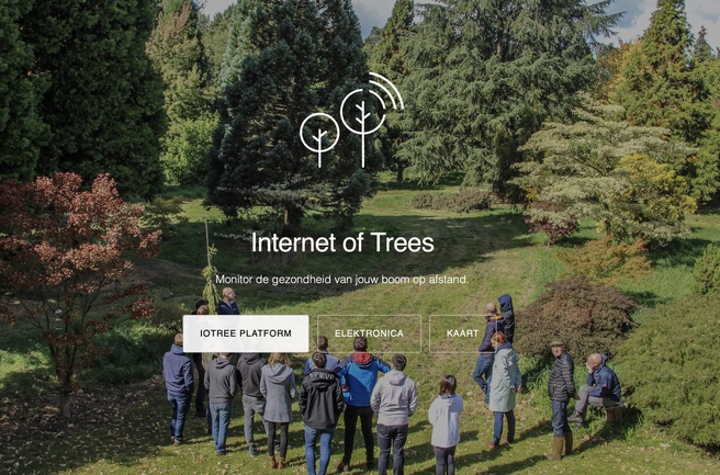 Internet of Trees