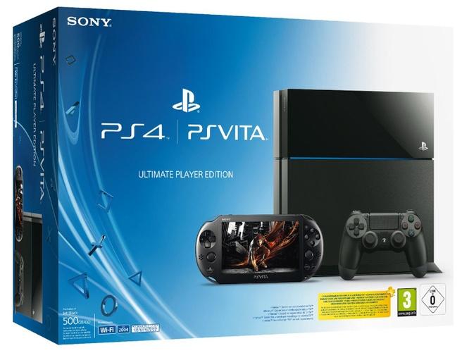 PlayStation 4 en PS Vita