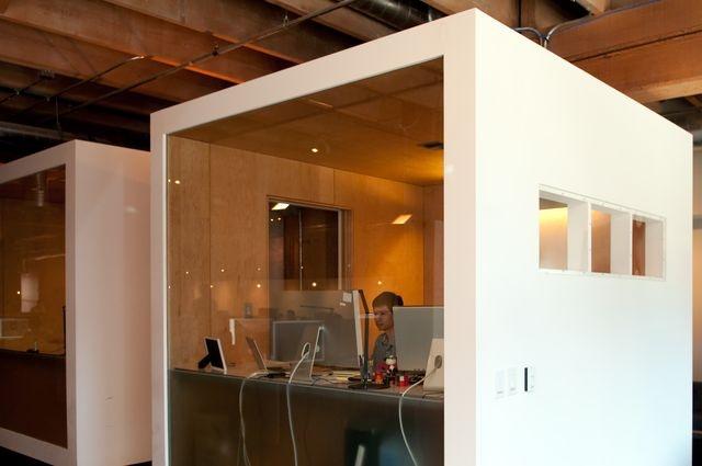 HTC-kantoor in Seattle