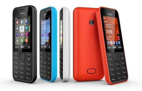 Nokia 207 en 208