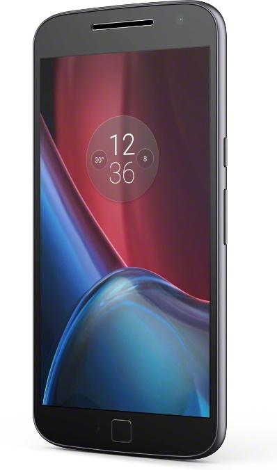 Motorola Moto G4 Plus (2016) 2GB ram, 32GB opslag Zwart