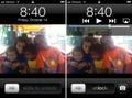 iOS 5 lockscreen cameraknop