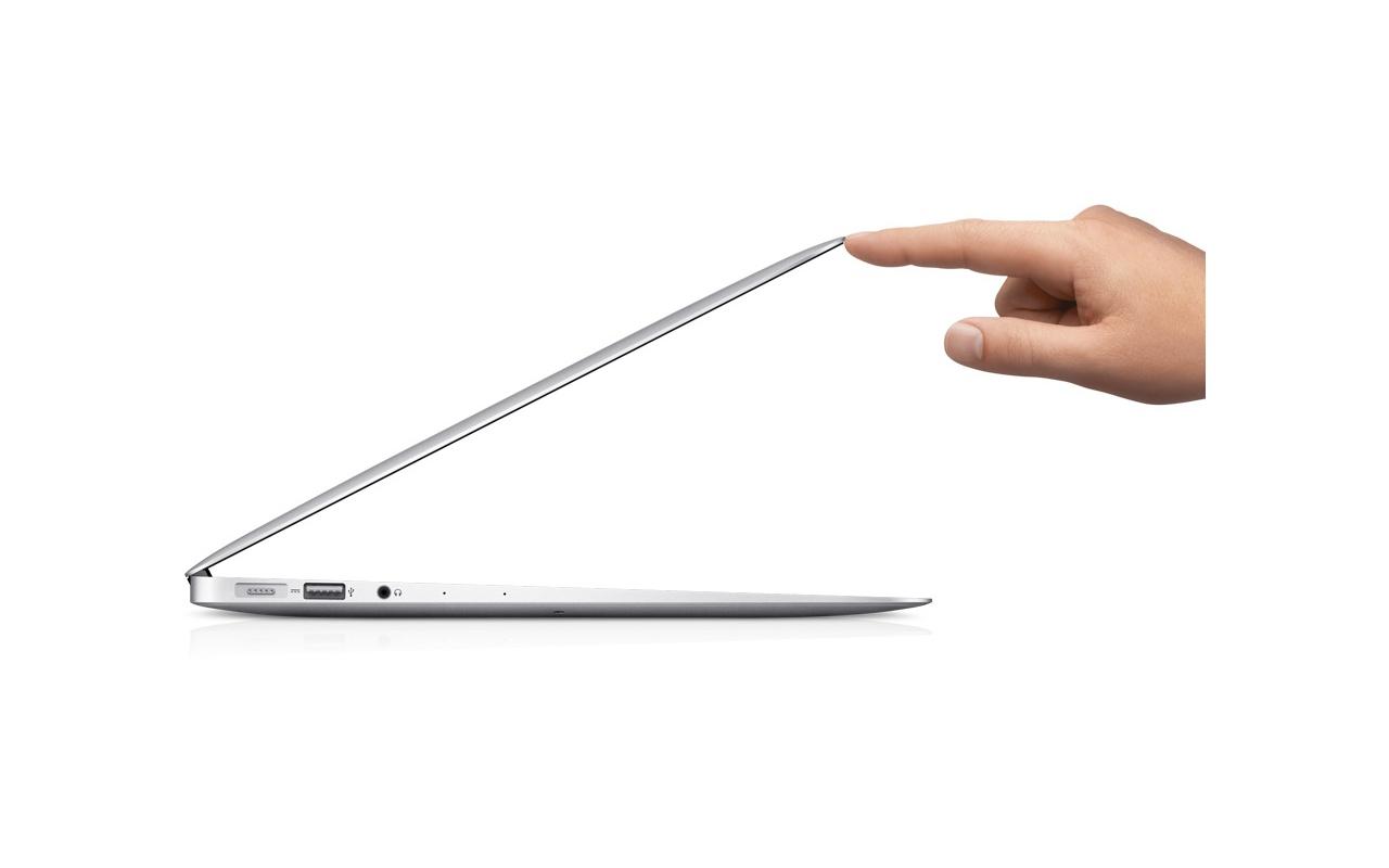 "Apple MacBook Air 2013 11,6"" 128GB (Duits model)"