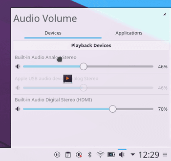 plasma drag audio