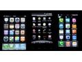 Beeldschermen Wave, Legend en iPhone (super amoled, amoled en lcd)