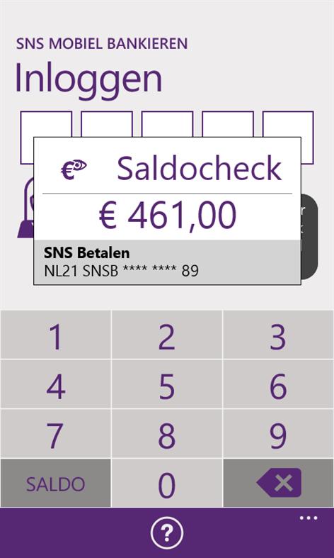sns app