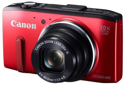 Canon PowerShot SX280 HS 500px