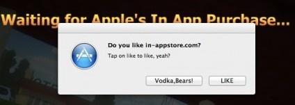 Macc in app purchase