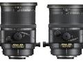 Nikon PC-E 45mm en 85mm