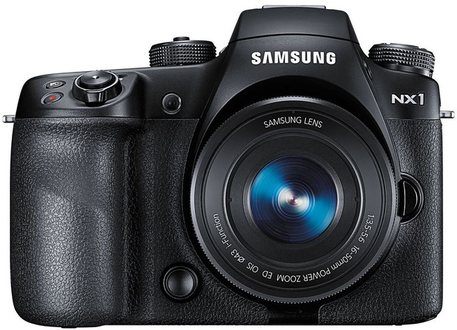Samsung 1 + 16-50mm f/3.5-5.6 Power Zoom