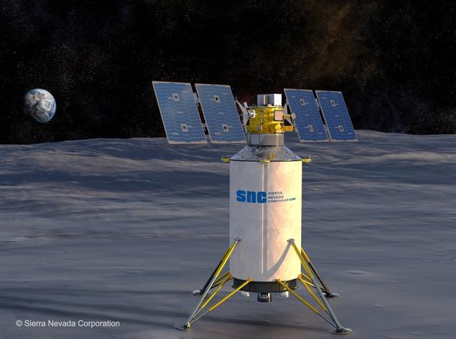 Sierra Nevada lander