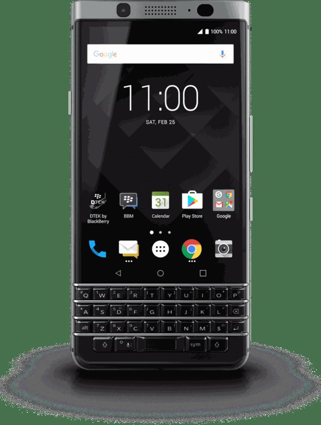 BlackBerry KEYone Zwart