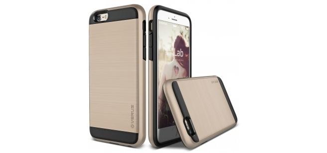Verus Verge Apple iPhone 6 Plus/6s Plus Case - Shine Gold