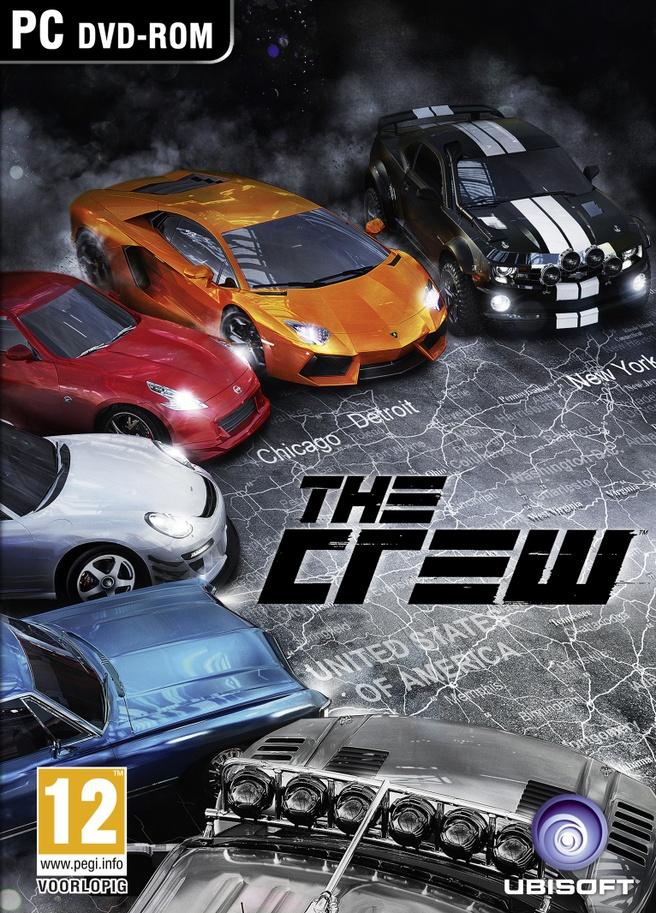 The Crew, PC, PC