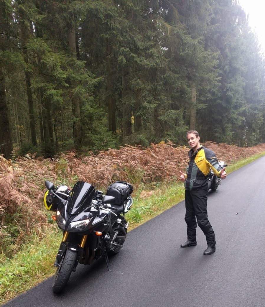 FZ1 Ardennen oktober 2017