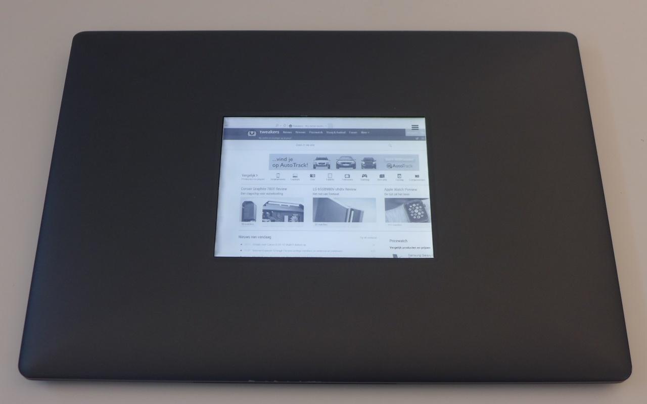 Second Screen (pre-alpha)