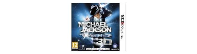Packshot voor Michael Jackson: The Experience