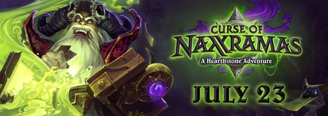 Hearthstone Curse of Naxxramas