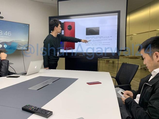 Foto OnePlus-prototypes